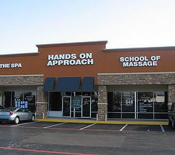 Hands on Approach School of Massage and Day Spa, Dallas